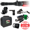 Wicked Lights A51iR 3-LED-In-1 Infrared and Red night hunting light illuminator for night vision contents 2
