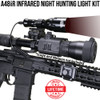 Wicked Lights A48iR Infrared Night Hunting Light Kit Thumbnail