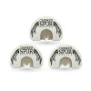 FOXPRO Crooked Spur Series Ghost Spur Turkey Diaphragm Combo 3 Pack