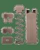 Ammo Pal 12ga Shotgun Shell Dispenser Black SME-AMPL-BK