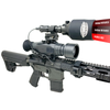 SightMark Wraith HD 4-32x50 Digital Riflescope and Wicked Lights A67iR 3-N-1 IR Hunting Light Combo SM18011A67iR