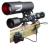 Coyote Light Mounted to Scope
