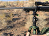 REKON Outdoor Gear™ Y-1 Shooting Yoke with Removable Arca-Swiss Compatible Tripod Interface Adapter Plate