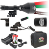 Wicked Lights® A75iC Ambush® 4-Color-In-1 Night Hunting Light Kit For Coyote, Hog, Predator