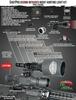 Wicked Lights® ShotPro™ Extreme Range 850NM Infrared (IR)ULTRA-MAX LED Night Hunting Light Kit
