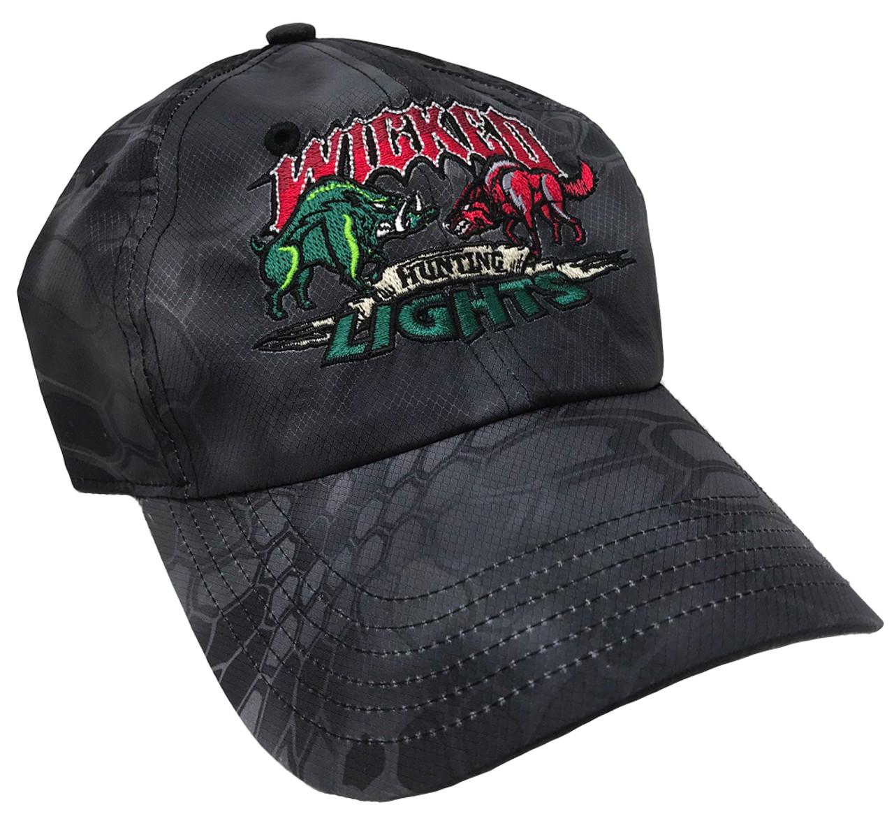 Kryptek® Raid Embroidered Logo Cap
