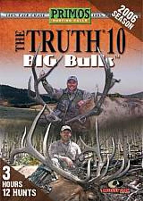 Primos The TRUTH 10 Big Bulls Elk Hunting DVD 42101