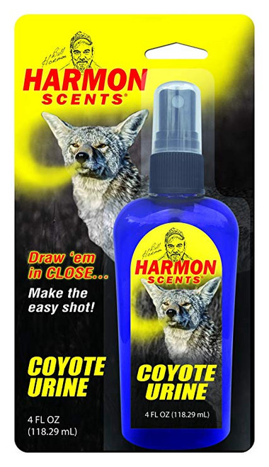Harmon Scents Coyote Attractant Urine Cover CCHCY4