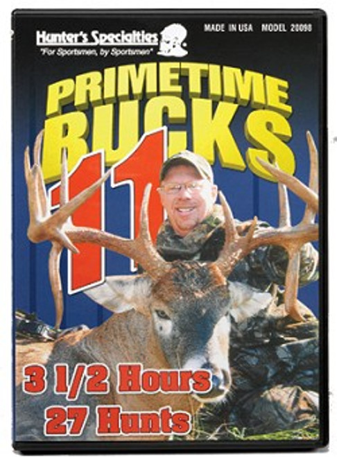 Hunters Specialties Primetime Bucks 11 20098