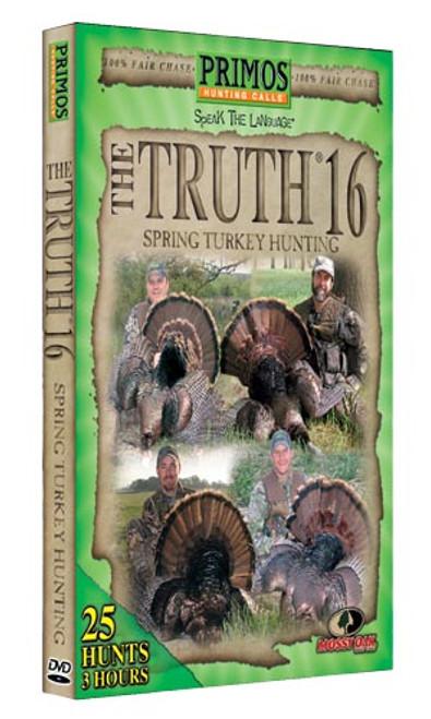 Primos The TRUTH 16 Spring Turkey Hunting VHS 40162