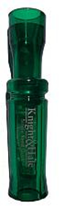 Knight and Hale Acrylic Single Reed Duck Call KH317