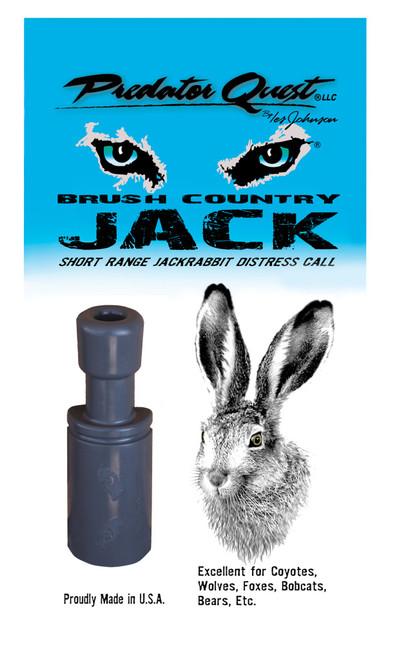 Predator Quest Brush Country Predator Calls - Short Range Jackrabbit