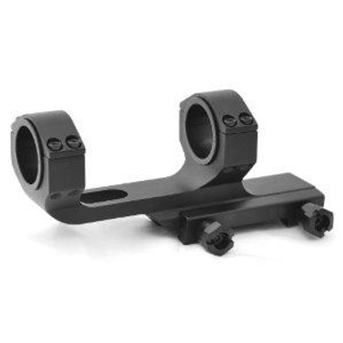 AR15 Flat Top Offset One Piece Scope Mount for 1913 Picatinny Rail SMOP