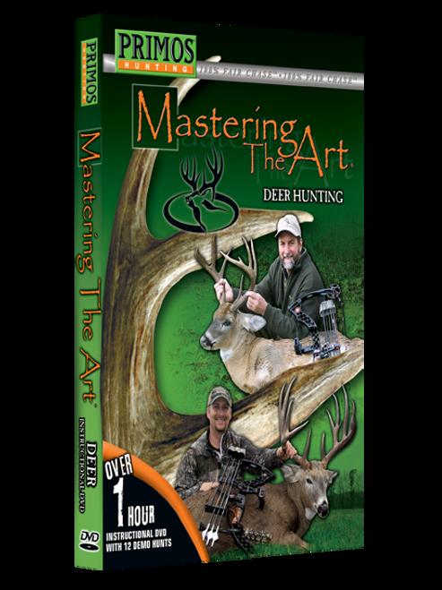 Primos Mastering The Art Deer Hunting DVD 44312