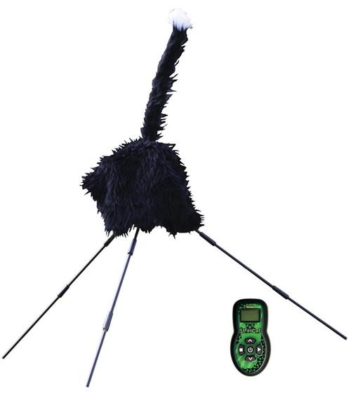 Primos Stray Cat Predator Motion Decoy with Remote Control 62721