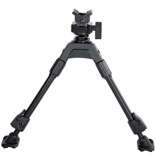 Vanguard Pro Pivot  Bipod With Two Quick Attach Picatinny Shoes Equalizer2PRO