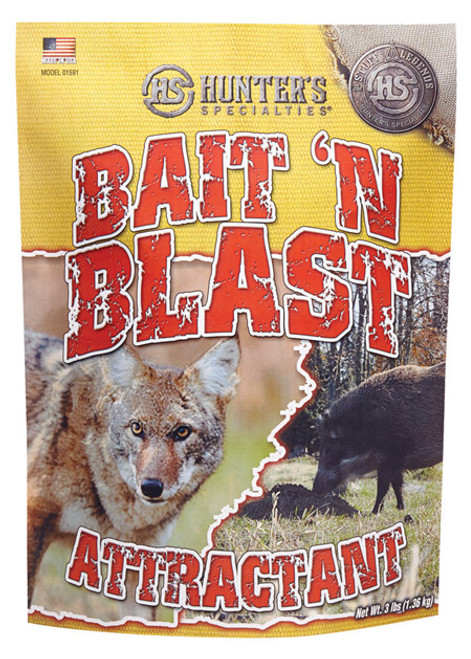 Bait 'N Blast Concentrated Hog & Predator Attractant 01591