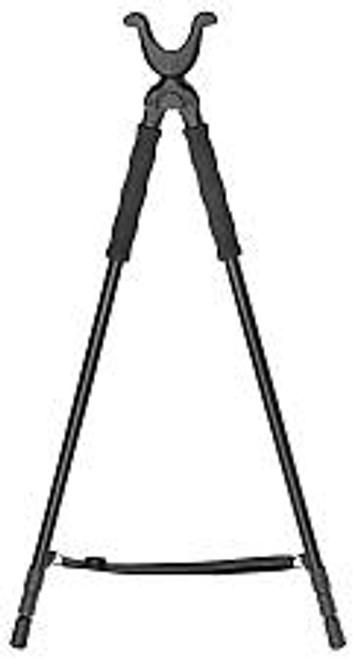 Vanguard Black Shooting BiPod Sticks 31 3/4 - 72 Inch Adustable GBP3 Black D