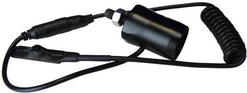 Wicked Lights™ W402ZF MKIV BOW Mount Coil Cord ON/OFF Switch Tail Cap