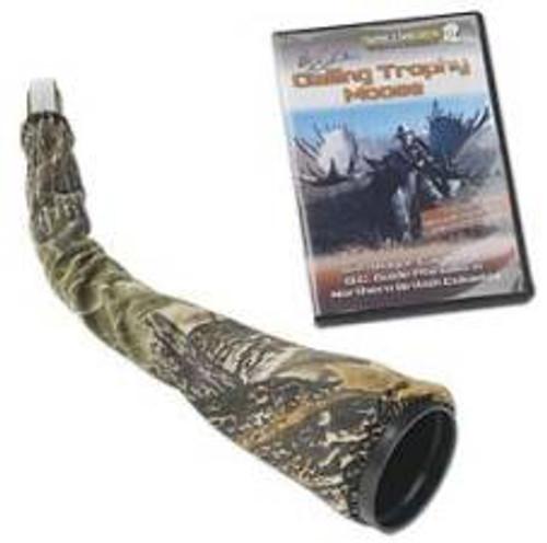 Carltons Calls Moose Calling Hunting DVD Combo Pack 70120