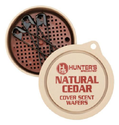 Hunters Specialties Scent Wafers Natural Cedar 01023