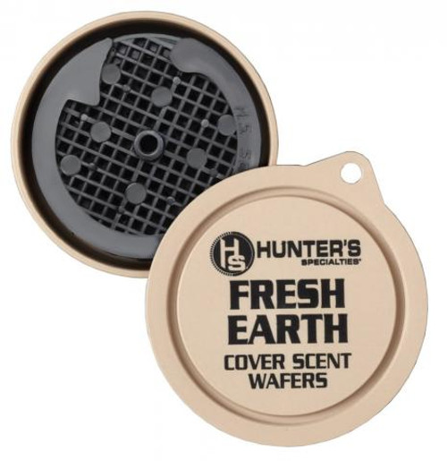 Hunters Specialties Scent Wafers Fresh Earth 01022