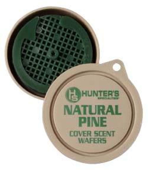 Hunters Specialties Scent Wafers Natural Pine 01024
