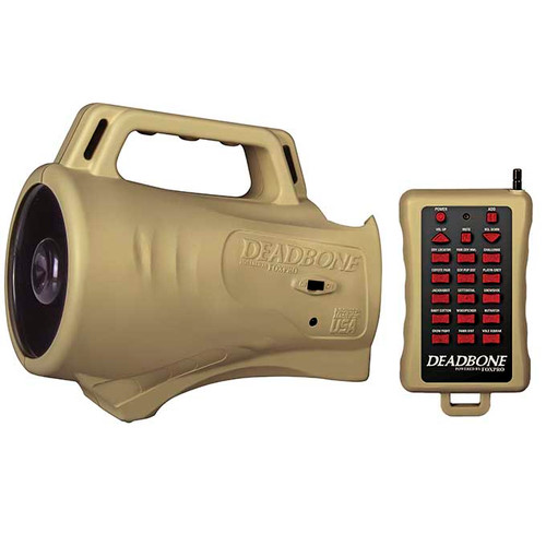 FOXPRO Deadbone with Remote Control and 15 Calls DB-1