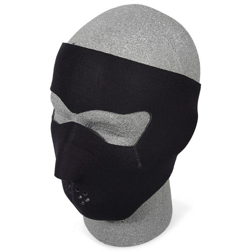 Black Neoprene Thermal Cold Weather Mask 72-615