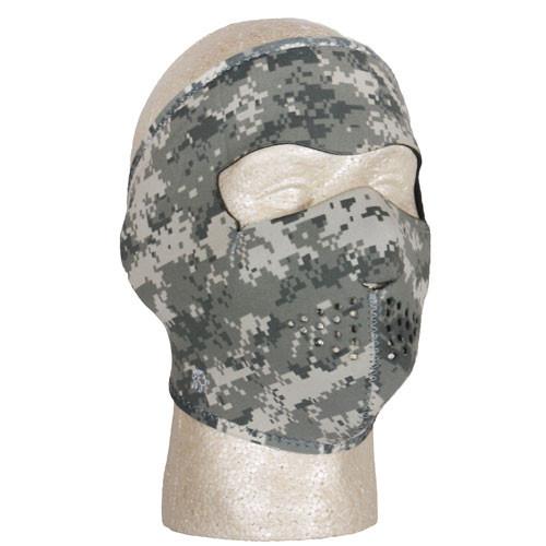 Terrain Digital (ACU) Camouflage Neoprene Thermal Cold Weather Mask 72-667