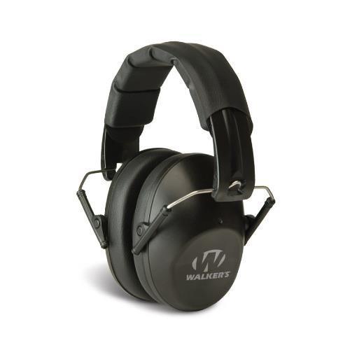 Walker's Pro Low Profile Folding Ear Muff FPM1