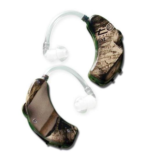 Walker's Game Ear Ultra Ear Behind the Ear Camo 2 Pack