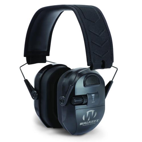 Walker's Ultimate Power Muff Electronic Earmuffs GWP-XPMB