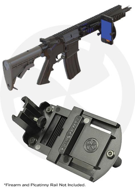 Convergent Hunting Solutions Smart Phone Picitinny Rail Gun Mount