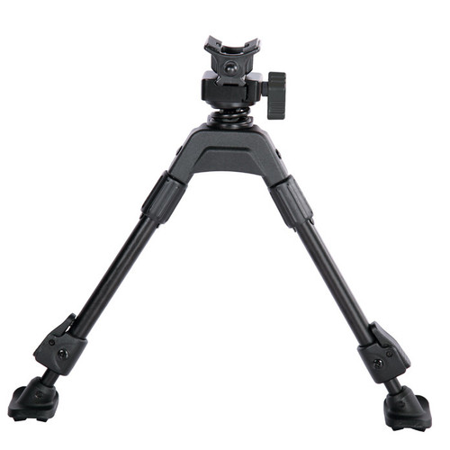 Vanguard Pro Sitting Pivot  Bipod With Two Quick Attach Picatinny Shoes Equalizer1PRO