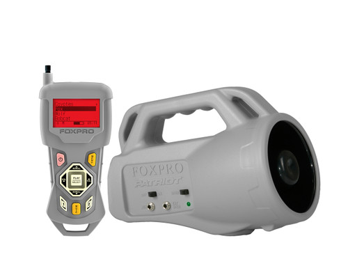 FOXPRO Patriot Electronic Game Call with Remote Control and 35 Custom Sounds