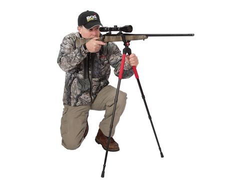 "Bog-Pod SB-2 Sportsman's Bipod Shooting Sticks 21"" to 40"" 735544"