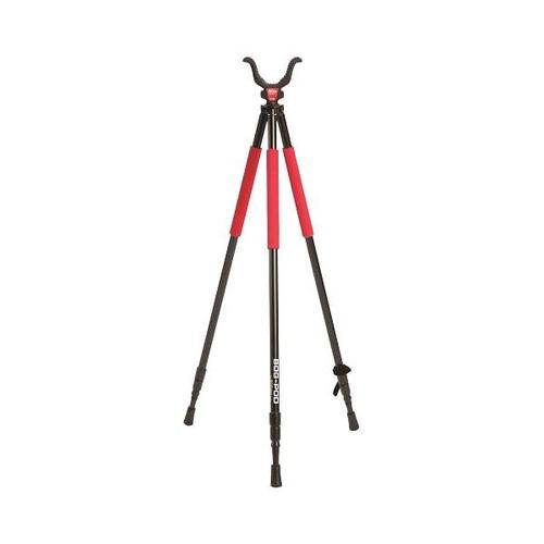 Bog-Pod® RLD 3 – Red Legged Devil Tripod 22″ to 68″ Tall 735533