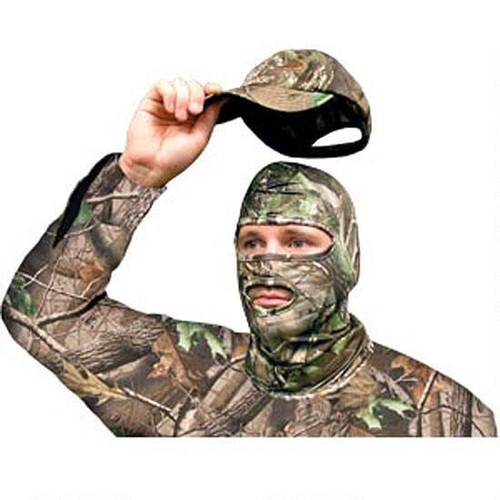 Primos STRETCH FIT Full Face Mask Realtree APG Camo 6738