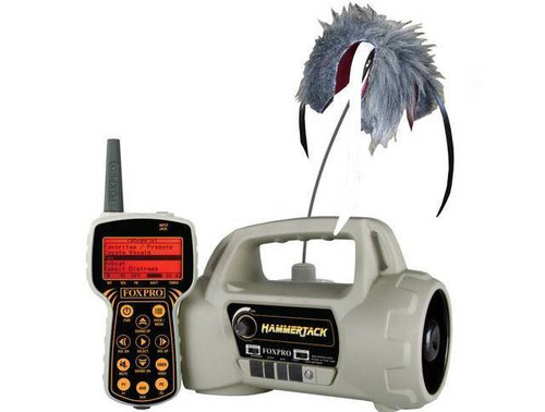 FOXPRO HammerJack FACTORY REFURBISHED Electronic Game Call with 100 Calls
