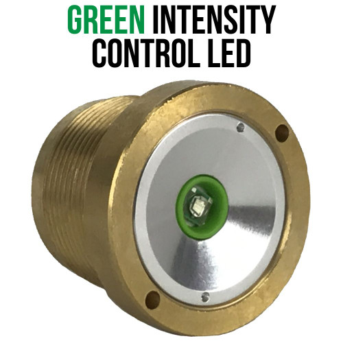 Wicked Lights Intensity Control GREEN LED