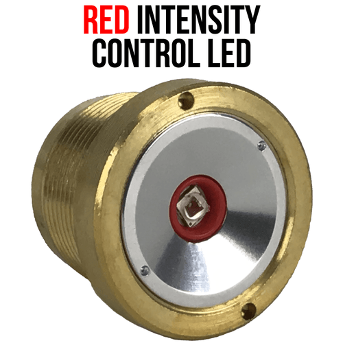 Wicked Lights RED Replacement Intensity Control LED for W404iC, W403iC, A48iC, and ScanPro iC