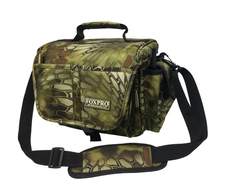 FOXPRO Kryptek Mandrake Camo Electronic Caller Carry Bag