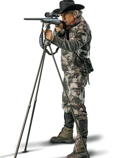 Primos Trigger Stick Gen 3 TALL TRIPOD Adjustable 24-62 Inches 65815