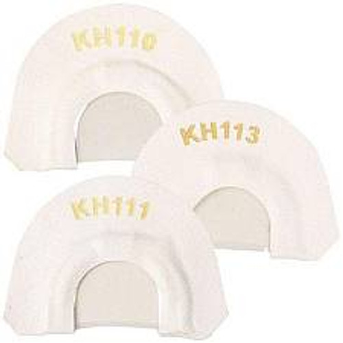 Knight and Hale Three Pack Diaphragm Turkey Calls KH151