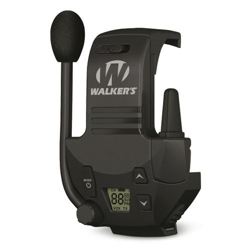 Walkers Walkie Talkie Clip On For Razor Electronic Ear Muffs GWP-RZRWT