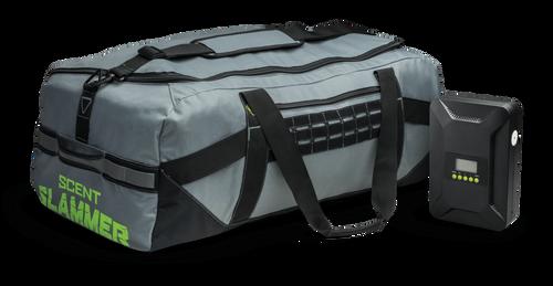 SCENT SLAMMER BAG W/ OZONE Odor Eliminator Device HME-OZNBAG