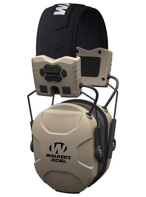 Walker's XCEL Advanced Digital ELECTRONIC EAR MUFF GWP-XSEM