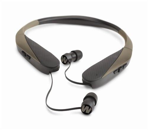 Walker's Razor XV ELECTRONIC EAR Protection Ear Bud Headset With Bluetooth GWP-NHE-BT