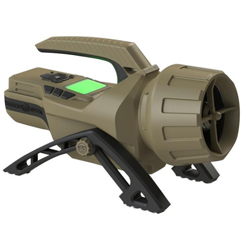 Western Rivers Mantis Pro 400 Bluetooth Electronic Game Call With 400 Pre-Loaded Calls WRC-MP400